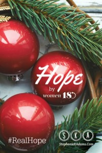 Hope Is Found In Jesus Pin