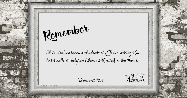 Daily Scripture Reminder Board Rom122