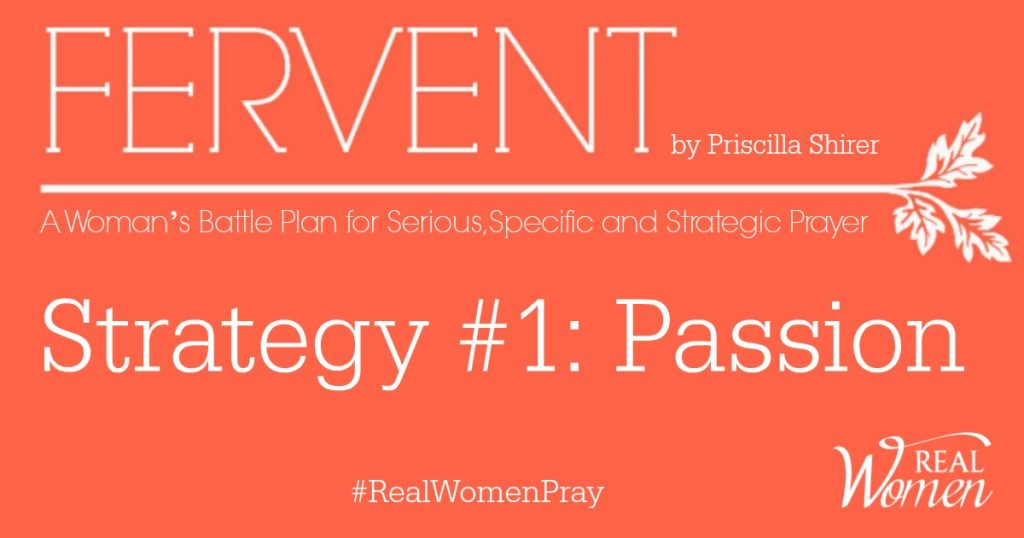 FERVENT Strategy 1 Passion
