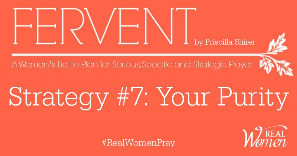 FERVENTStrategy 7 Your Purity