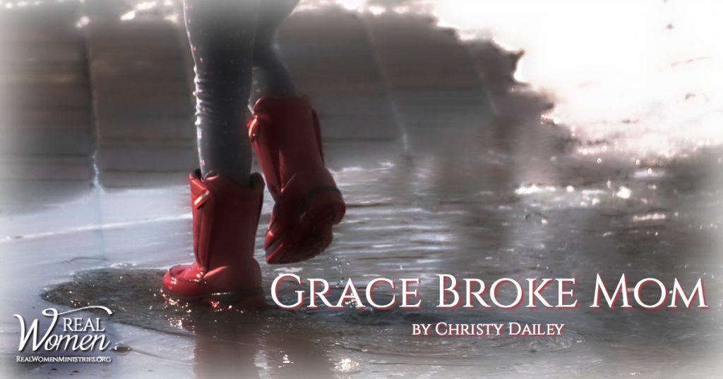 Grace Broke Mom post header