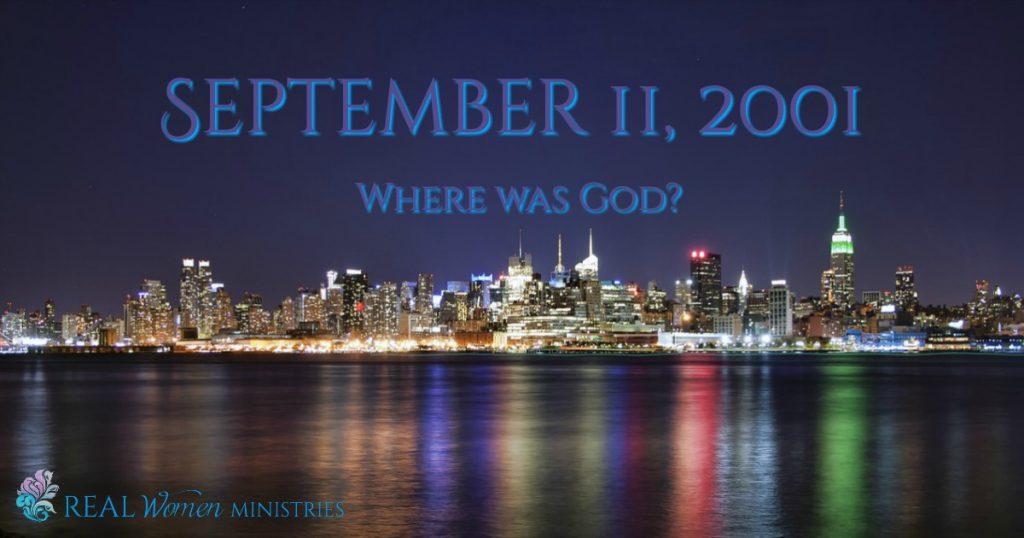 9-11-where-was-god