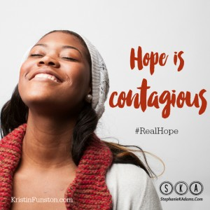 Hope is Contagious image