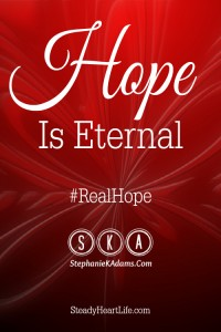 Hope is Eternal Pin