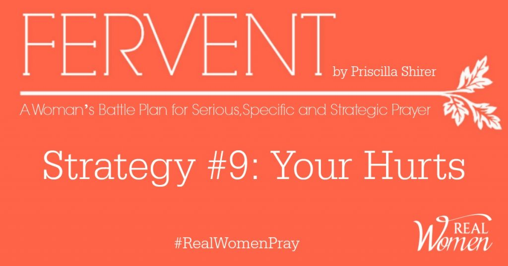 Fervent – Strategy #9: Your Hurts