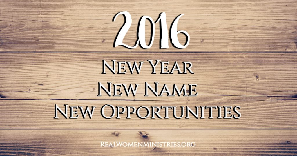 New Year | New Look | New Name | Exciting Opportunities