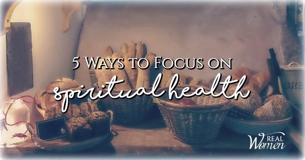 5 Ways to Focus on Spiritual Health