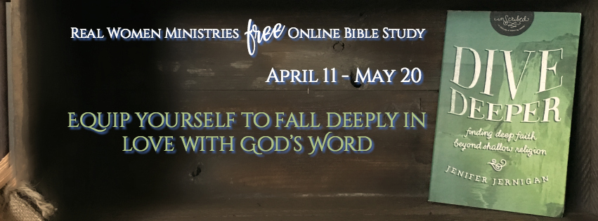 Spring Bible Study Banner