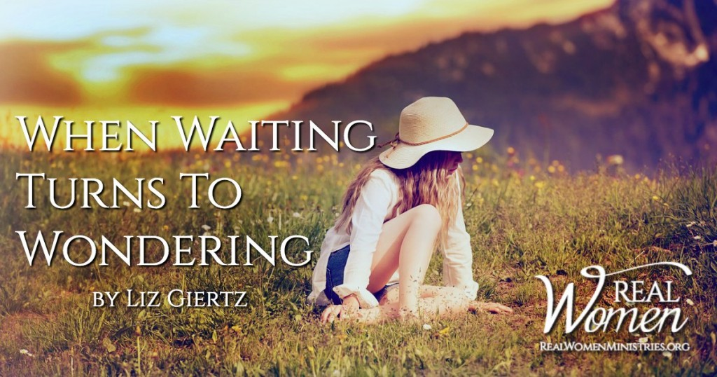 Waiting Turns to Wondering FB
