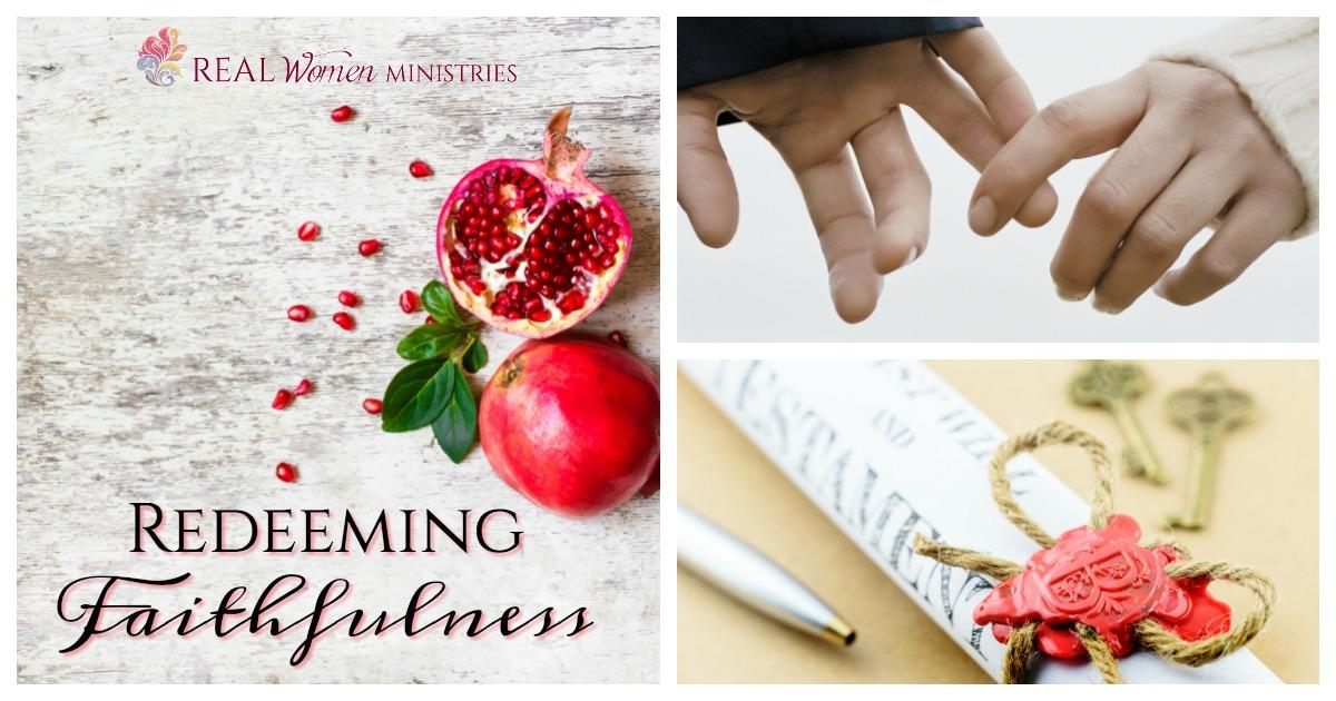 Redeeming Faithfulness Banner