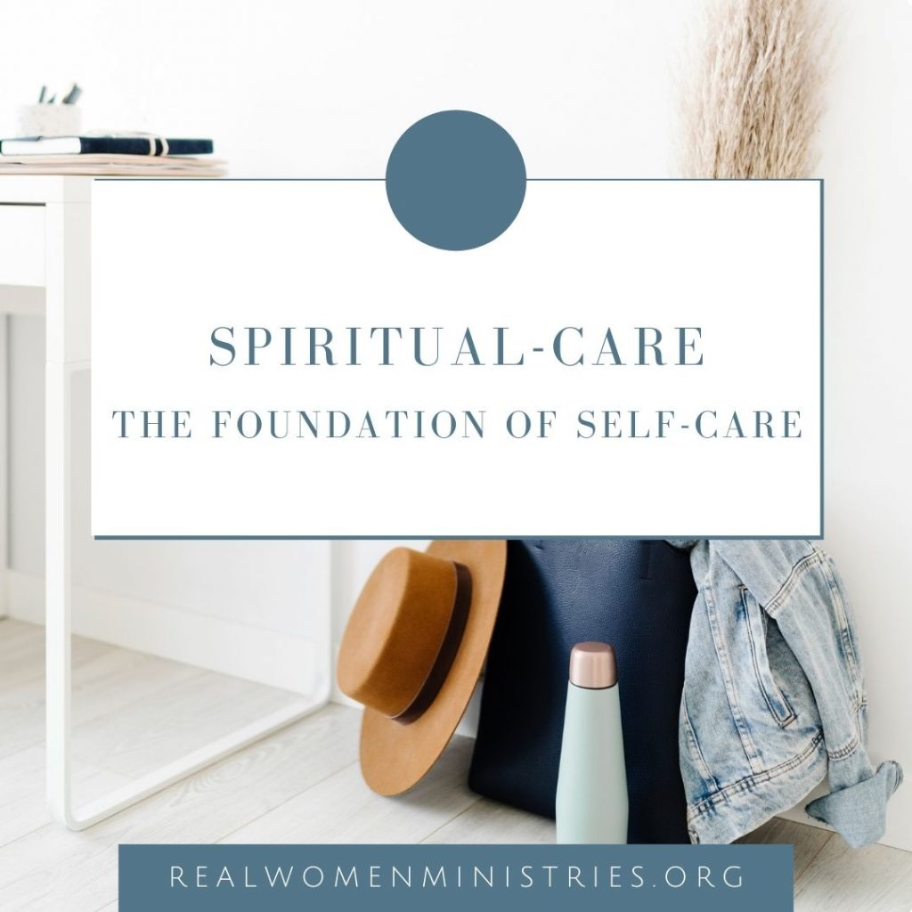 Spiritual Care – The Foundation of Self-Care