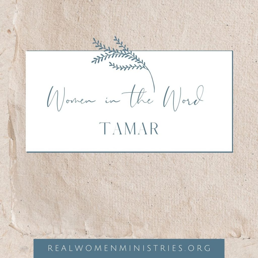 Women in the Word: Tamar